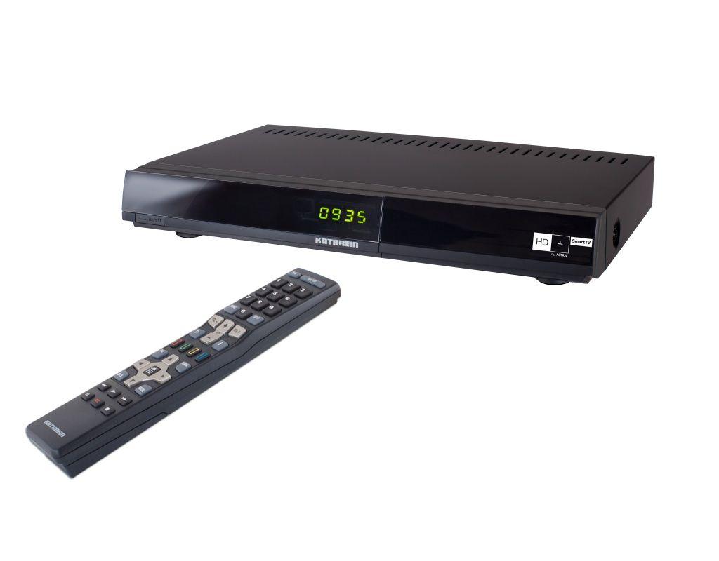 Kathrein UFS 935 sw HD+ HDTV DVB-S2 Sat Receiver