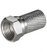 F-Stecker 7mm BIG NUT