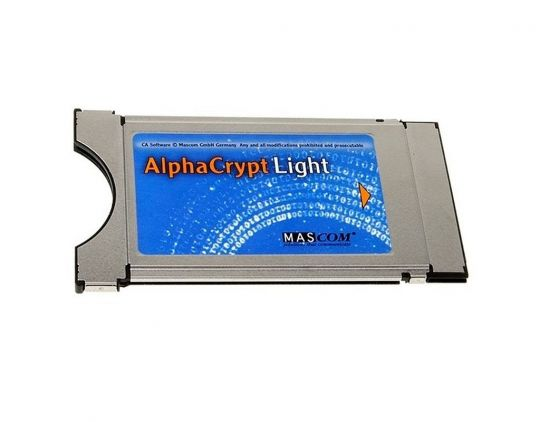 AlphaCrypt Light CI Modul Version R2.2