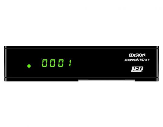 Edision Progressiv HD compact nano plus LED SAT-Receiver...