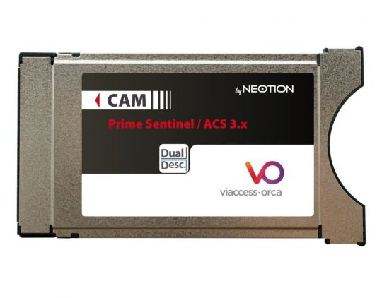 Neotion Viaccess CI-Modul Secure Dual CAM ACS 3.x