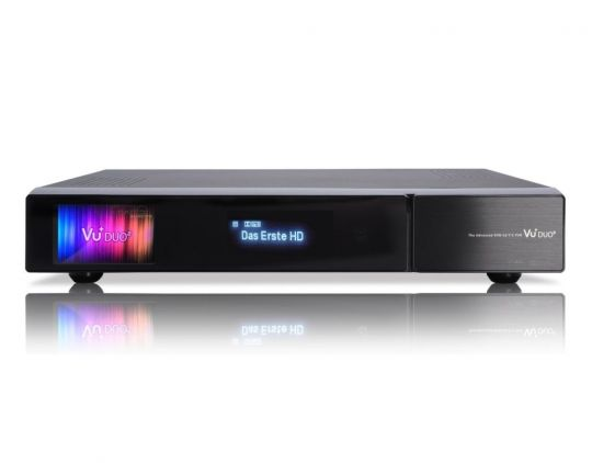 Vu+ Duo2 HDTV Linux Twin SAT Receiver