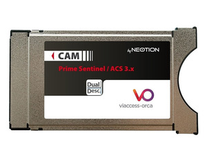Neotion Viaccess CI-Modul Prime Sentinel ACS 3.x Secure CW64