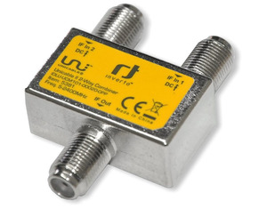 Inverto Unicable II 2-Wege Combiner 5-2400 MHz